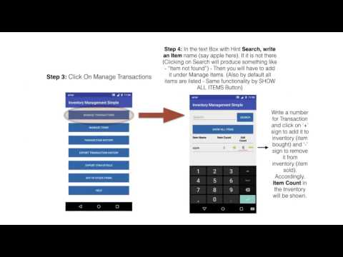 Inventory Management - Apps on Google Play