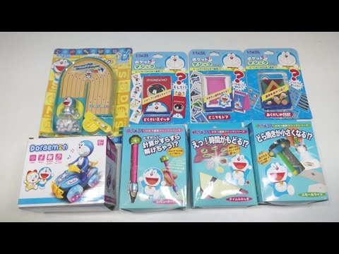 Top Doraemon Ultimate Gadget Collections Wow!!!!!!!!!