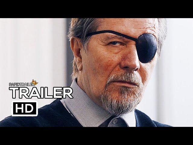 THE COURIER Official Trailer (2019) Gary Oldman, Olga Kurylenko Movie HD
