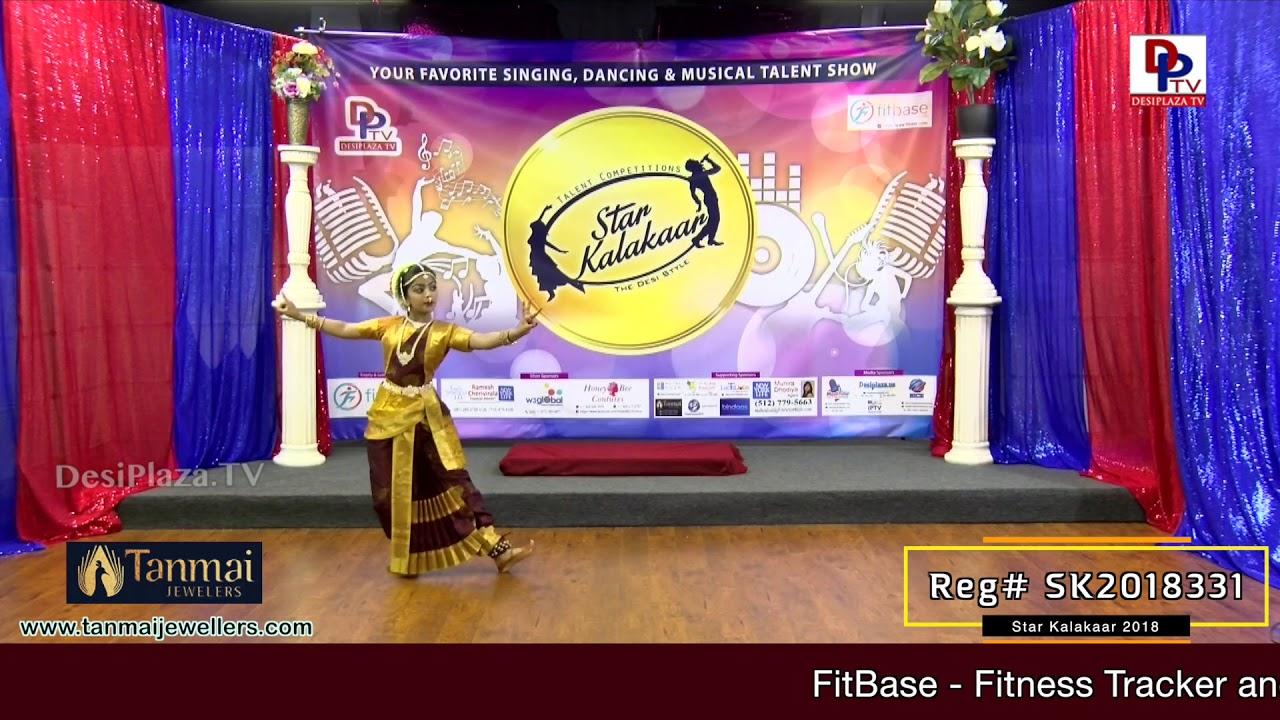 Participant Reg# SK2018- 331 Performance - 1st Round - US Star Kalakaar 2018 || DesiplazaTV