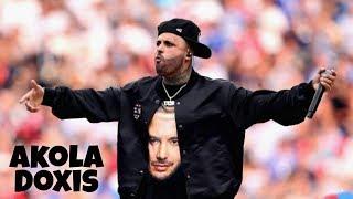 Jowell Explica El Significado De Nicky Jam En La Final Del Mundial  Akoladoxis Peru