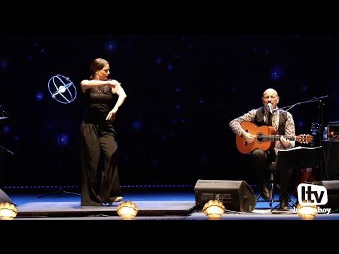 VÍDEO: Te dejamos uno de los temas de Javier Ruibal en su concierto en el Palacio Erisana de Lucena