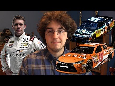 Carl Edwards leaving NASCAR (REACTION)