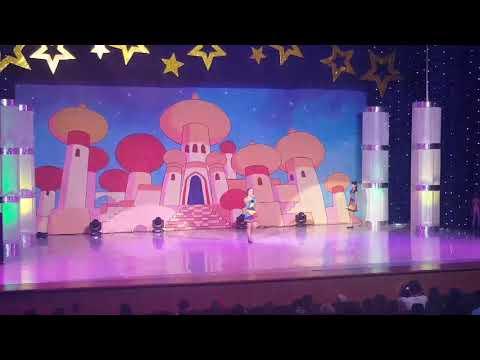 Концерт выступление шоу-группа группа Aladdin « Я с тобой »