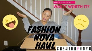Fashion Nova Review