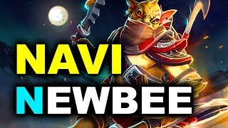 NAVI vs NEWBEE - LAST CHANCE! - ESL KATOWICE MAJOR DOTA 2