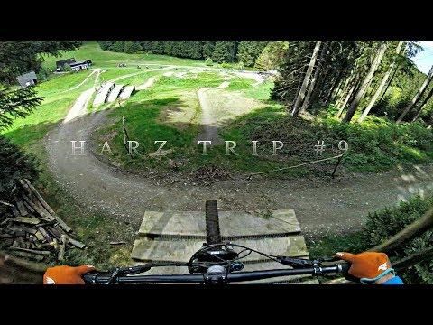 Harz Trip finale - Schulenberg (bikepark vlog) -subtitled-