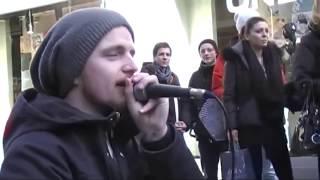 Лучший DubStep Битбокс   Дэйв Кроу ЧАСТЬ 1