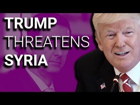 Pentagon Confused by Trump's Syria Threats