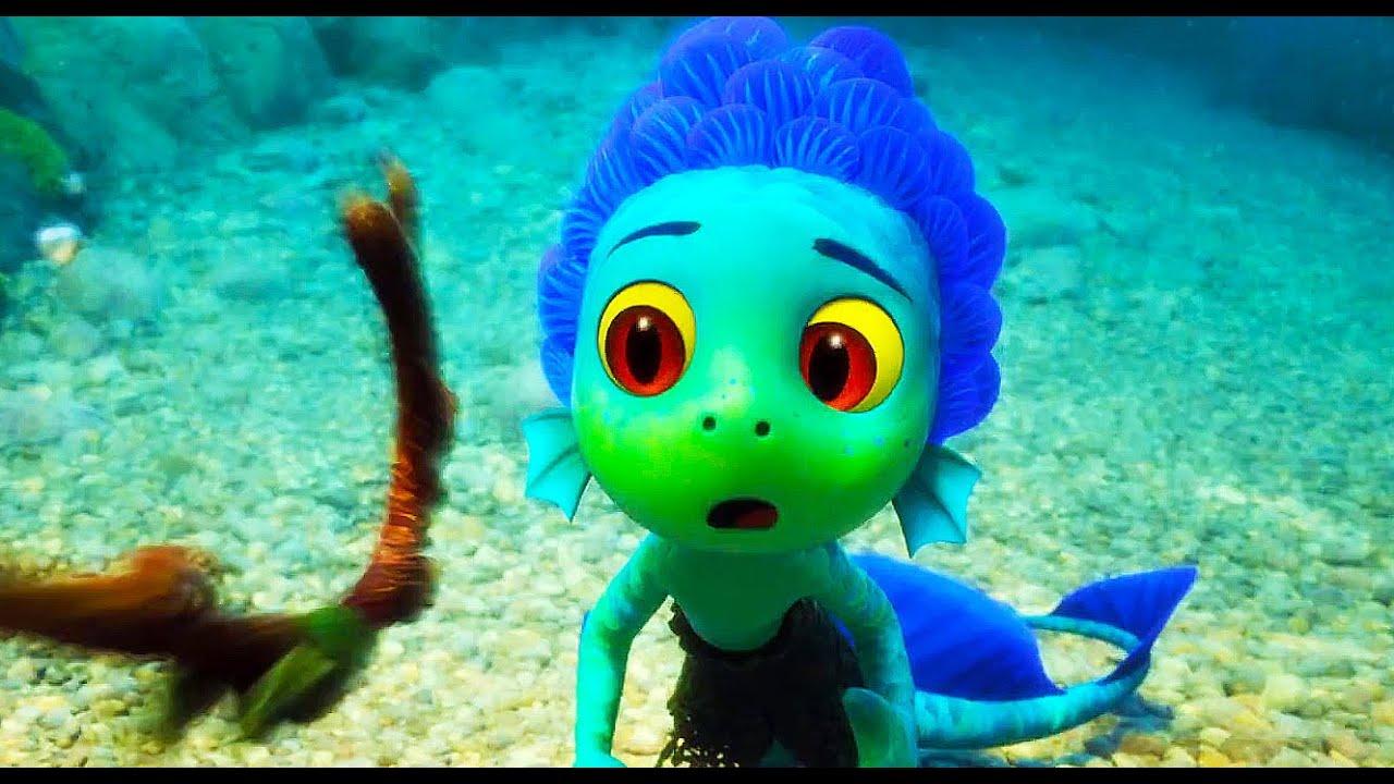 "Pixar's LUCA ""Surface World"" Trailer"