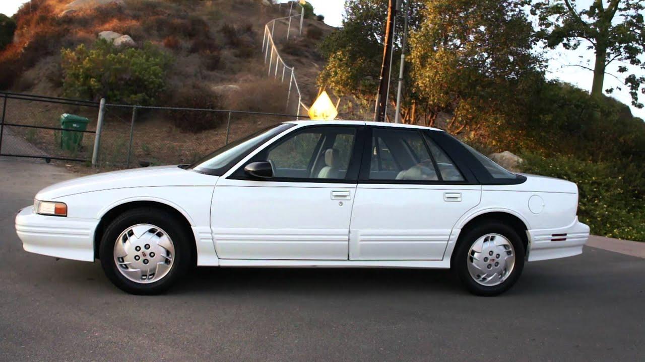 1997 Oldsmobile Cutlass Supreme Sl Olds Clean Cheap