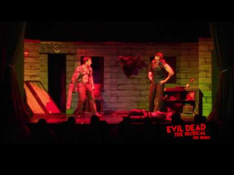 """Bad Ash Fight"" from the Evil Dead the Musical, Las Vegas' 4 Year Anniversary"