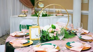 DOLLAR TREE GLAM BABY SHOWER  GET A LUXE LOOK FOR LESS  LIVING LUXURIOUSLY FOR LESS