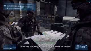 Battlefield 3 Playthrough - Part 01 - How Do You Measure Up?