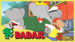 Babar - Episode 18: Elephant Express