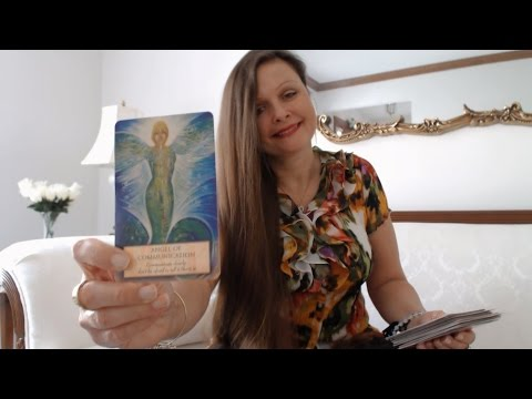 Daily Guidance Oracle & Tarot Intuitive Angel Card Reading Mon Apr 3, 2017