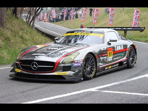 mercedes benz sls amg gt3 m159 gainer 11 demonstration. Black Bedroom Furniture Sets. Home Design Ideas