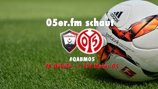 Video Gol Pertandingan FK Qabala vs Mainz FC