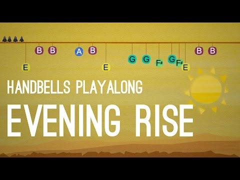Evening Rise - Handbells
