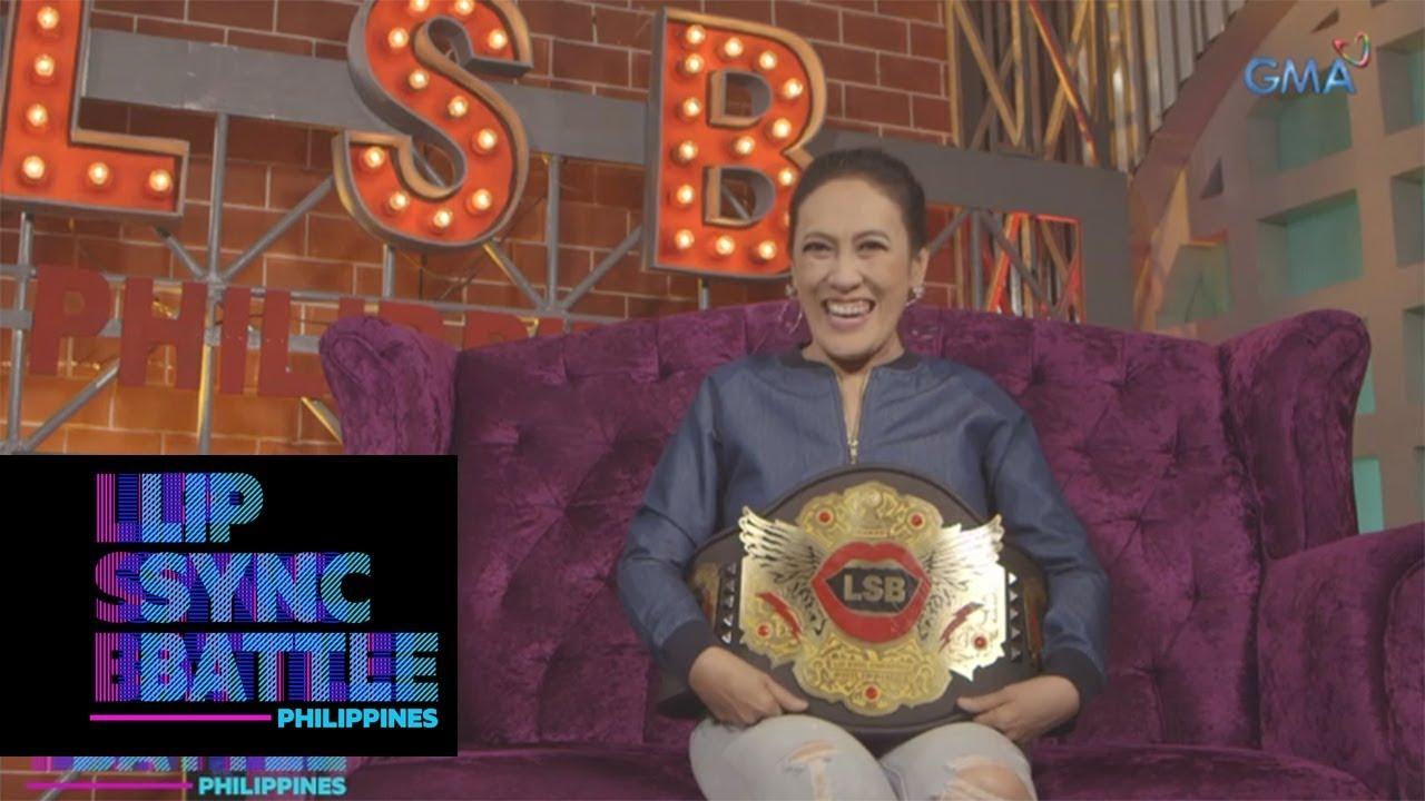 Download Lip Sync Battle Philippines: Aiai Delas Alas's winner moment | Episode 14
