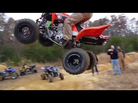 Epic ATV/Quad Fails and Crashes