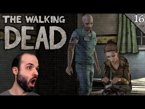 THE WALKING DEAD #16 | QUÉ SUCEDIÓ EN CRAWFORD | Gameplay Español