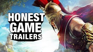 Download ASSASSIN'S CREED ODYSSEY (Honest Game Trailers) Mp3 and Videos