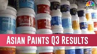 Asian Paints Q3 Results Today: Here's What To Expect | Power Breakfast | January 22, 2019