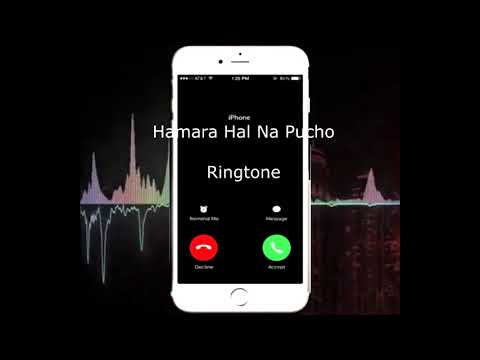 Hamara Hal Na Pucho Ringtone Free Download For Android, IOS