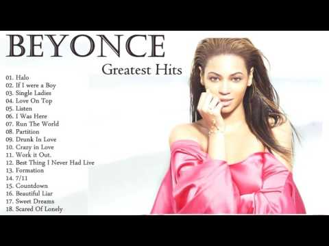 Beyoncé Greatest Hits New Album | Best Of Beyoncé Collection {Music Favorite}