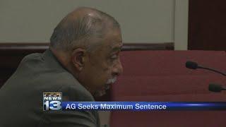 AG to seek maximum sentence for former Sen. Phil Griego