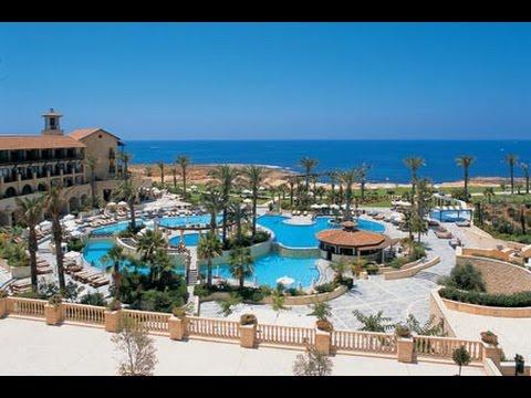 Hotel Elysium Paphos HD.Tourist review. Отдых на Кипре 2015