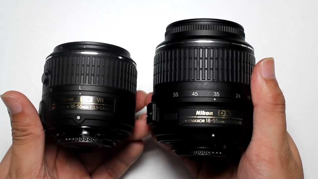 Nikon 18 55mm VR Ii Nikon 18 55mm VR