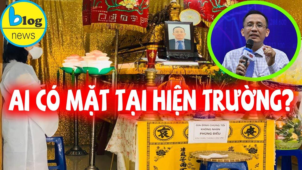 TS Bùi Quang Tín rơi từ tầng 14 tử vong: Ai là người có mặt tại bữa cơm định mệnh?