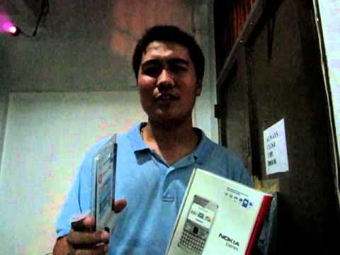 Satisfied buyer of Nokia Phone.MOV