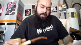 Pipe Tobacco Review - H&h Caramel Apple Pie