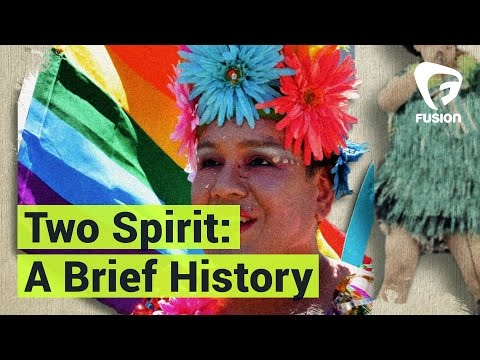 Being Two Spirit: A Brief Explainer