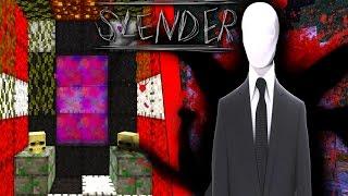 Como Hacer Un Portal A La Dimension De Slenderman Minecraft