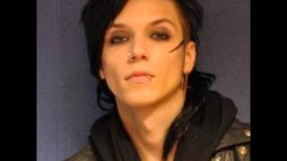 Andy Biersack :i'm sexy and i know it
