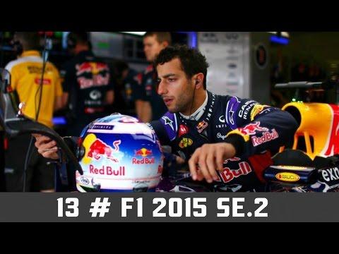 13# F1 2015 Se.2 ► Náročný víkend ► VC Singapore  ► Redbull Team ► Thrustmaster T500 F1 Addon