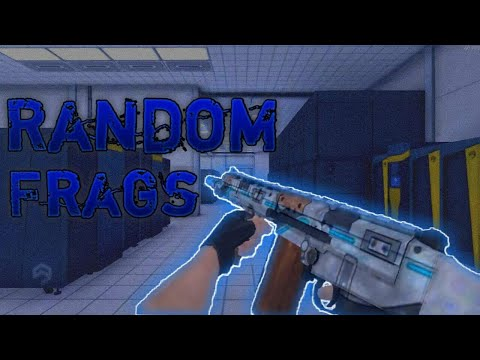Random Frags | Qs, Ns & 300iq | Critical Ops with Matrox