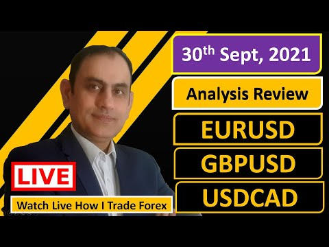 100+ Pips – Live Trading Forex  Including Real-Time Forex Analysis – EURUSD – GBPUSD – USDCAD