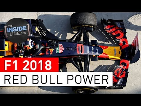 RED BULL RACING: POWER UNIT PLANS