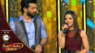 Dance India Dance Season 4 January 19, 2014 - Swarali
