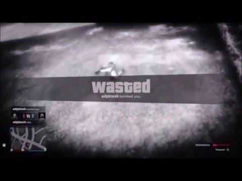 Grand Theft Auto Online: Gta Shenanigans Part.4