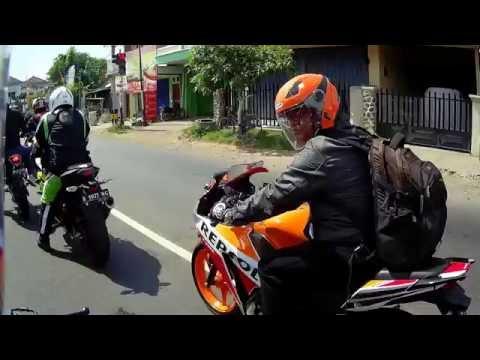 TAM Syariah Jatim touring pesisir Malang part 1