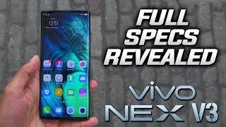 VIVO NEX 3 5G - Full Specs Revealed!