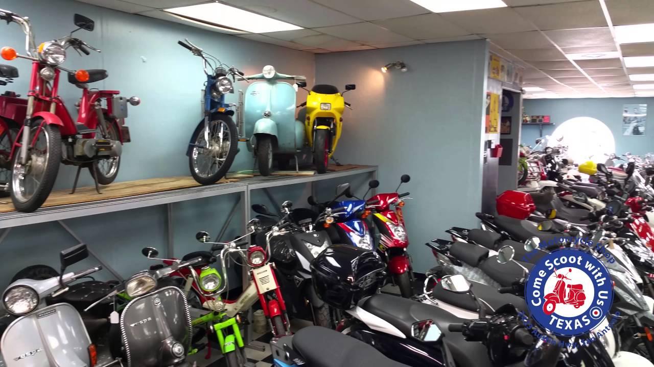 Video Walkthrough Of Motorcycle Shop Of San Antonio Youtube