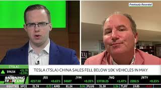 Dan Ives Discusses Tesla (TSLA) And Apple (AAPL) Ahead Of WWDC