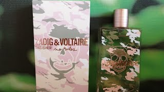 НОВИНКА ZADIG&VOLTAIRE THIS IS HER no rules.(ноу рулс) ?
